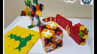 Видеоурок по программе Инженерная    гармония в форме конструктора AVToys