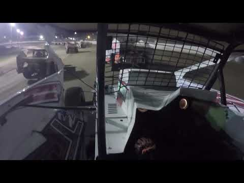The distributor wire fell off somehow, overall good night of racing. - dirt track racing video image