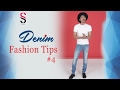 Less Is More | Fashion Tricks for Denim #4 | Soigné Store