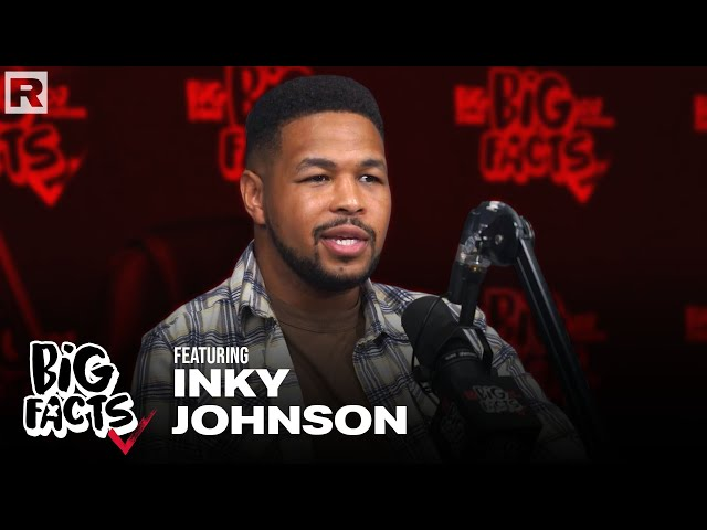 Inky Johnson On Overcoming His Near Death Life Obstacle, Losing Football & More | Big Facts
