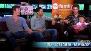 """""""Baby Daddy"""" Cast Talks Season 1 - Chelsea Kane, Jean-Luc Bilodeau, Tahj Mowry"""