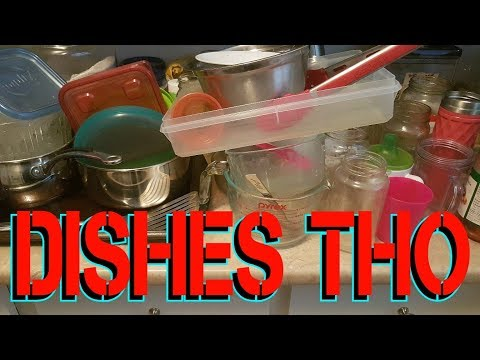 DISHES THO - KNIVES OVER FORKS