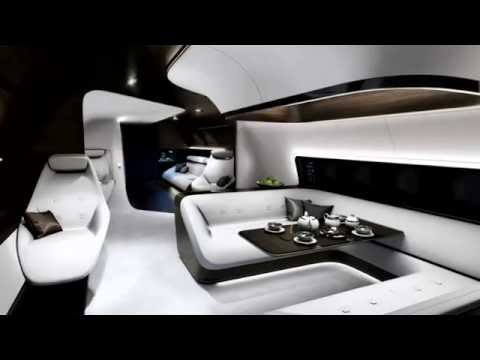 Iconic Design: Mercedes Benz Style teams up with Lufthansa Technik