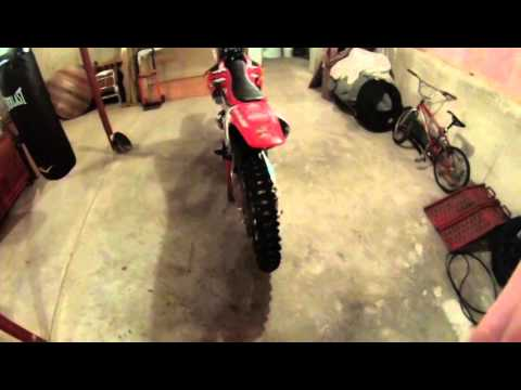 2003 CR250 with