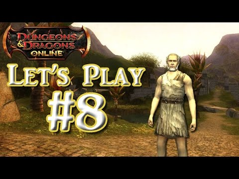 DDO: Let's Play #8 (Commentary & Gameplay)