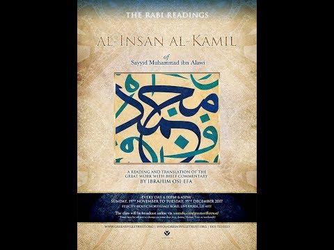 The Perfect Man | Rabi Readings 1439