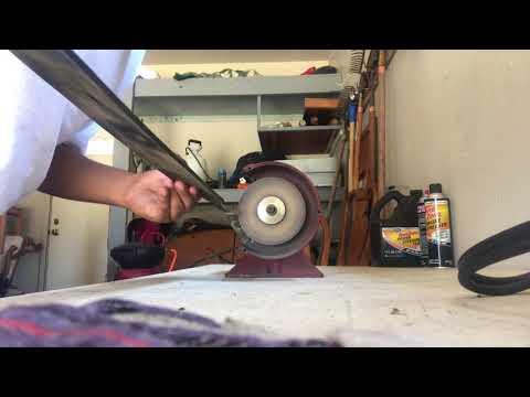 Vlog #4 Did I Sharpen My Zero Turn Mower Blades Wrong?