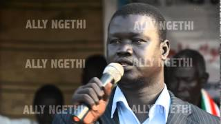 SOUTH SUDAN ABYEI FIRST ANNIVERSARY OF NGOK DINKA COMMUNITY REFERENDUM OCT 31 2014