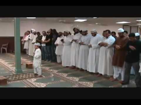 Young child qari - Surah Al Mujadilah