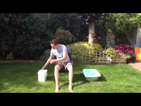 Barry Cahill Ice Bucket Challenge