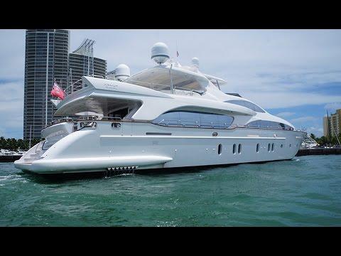 Azimut 116 2013 - YachtBrasil USA