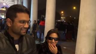 A Night View of Connaught Place Block A New Delhi with Aruna, Suraj & Hari Sharma Jan 27, 2015 thumbnail
