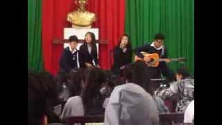 Em trong mắt tôi acuostic cover Linh&Loan