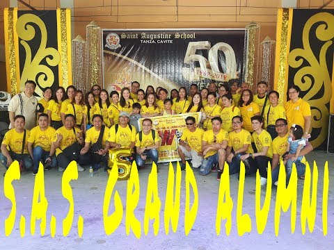 Saint Augustine School Grand Alumni Homecoming Batch 96 | Best Batch EVER