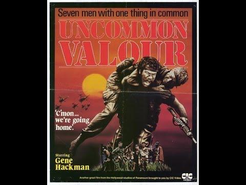 Uncommon Valor(1983) Movie Review
