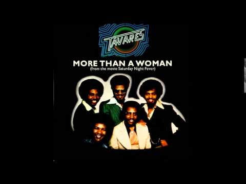 Tavares-More Than A Woman