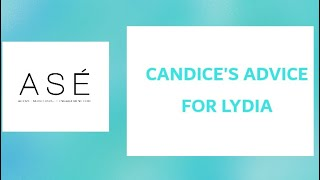 PCC: Candice shares advice to help Lydia