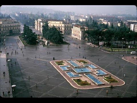 Тирана - Столица Албании [Путешествие из Киева в Европу #68]