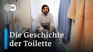 Ist die Toilette die wichtigste Erfindung aller Zeiten?   DW Nachrichten