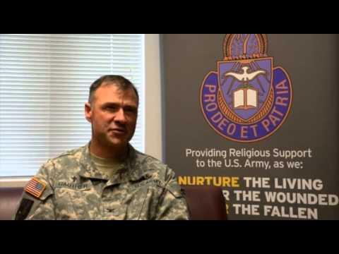 Chaplain (COL) Marc S. Gauthier