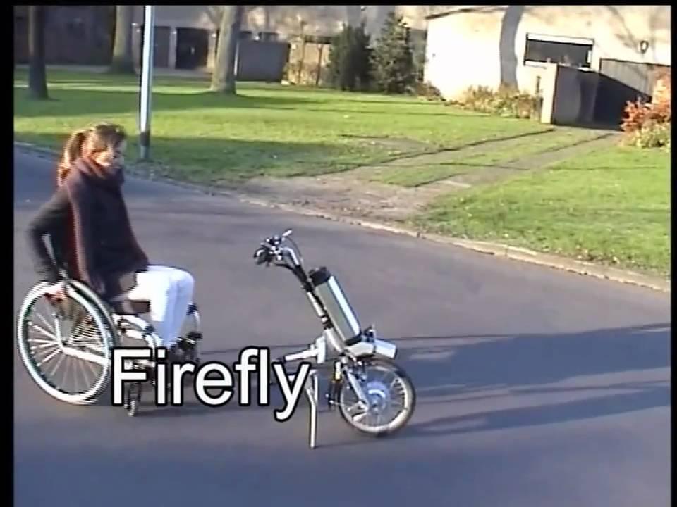Firefly električna transformers kolica