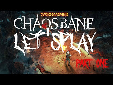 """⚔Let's Play Warhammer Chaosbane 🛡""""First Round"""" 