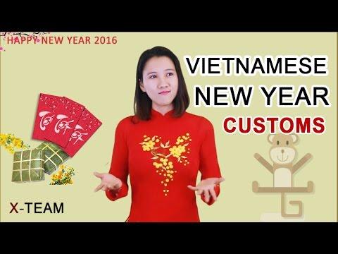 [X-Team] Vietnamese New Year Customs