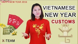 [X-Team] Vietnamese New Year Customs