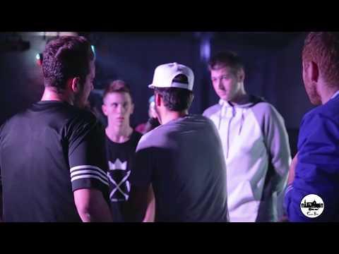 CHUTY y WALLS vs MNAK y ESKAPE (BATALLÓN) | FINAL | FRESH BATTLE III