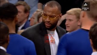 DeMarcus Cousins EJECTED FROM BENCH!