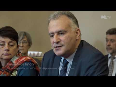 Décès de Henri Emmanuelli, Président du Conseil départemental des Landes