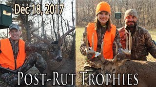 Post-Rut Trophies | Midwest Whitetail