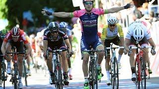 Giro d'Italia 2015: Stage 17 / Tappa 17 highlights