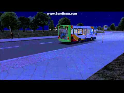 Virtual Stagecoach In East Kent|The Thanet Loop|OMSI|Dennis Dart SLF Plaxton Pointer 2