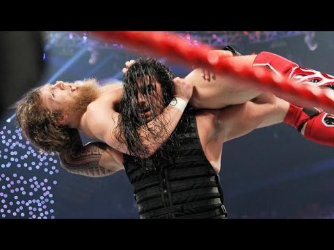 WWERaw 2/2/2015 Review - Bryan/Reigns at Fast Lane and a Night of Progress