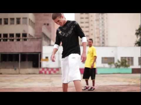 Falcao Futsal - Shoes From The Umbro.mp4
