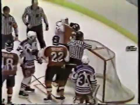 Murray Craven vs Pat Price