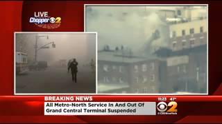 Witness Describes East Harlem Building Explosion