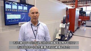 Mazak iSMART Factory™  ユーザーインタビュー:Aarbakke社
