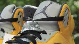 Jordan 5 Tokyo Nike B-GRADE Lacelocks Acquired