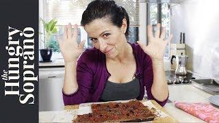 How To Make Incredible Fudgy No Bake Brownies