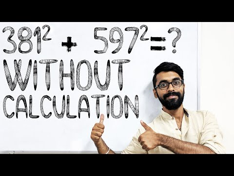 4 super easy maths tricks for quantitative aptitude tests   CAT, XAT, MAT, GMAT, etc