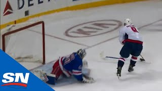 Download Alexander Ovechkin Involved In Controversial End To Rangers And Capitals Shootout Mp3 and Videos