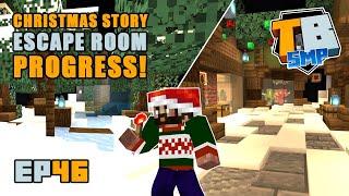 Minecraft Christmas Escape Room! | Truly Bedrock Season 2 [46] Minecraft Bedrock