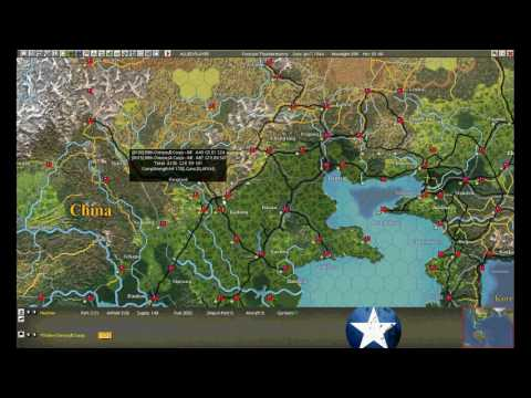 War in the Pacific: Admiral's Edition Grand Campaign Jan 07, 1944