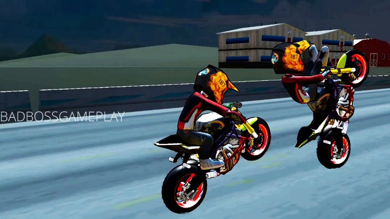 Stunt Bike Freestyle Best Bike Stunt Game For Android Ios Youtube