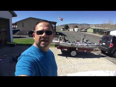 Update on my Double DIY Kayak Build   2018