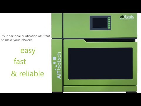 abGenix™ - Automated Nucleic Acid Extraction System