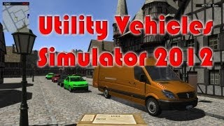 Utility Vehicles Simulator 2012 Gameplay (HD)