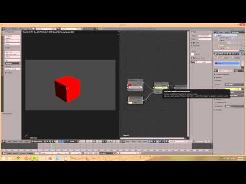 Blender Tip: How to animate objects to disappear and reappear